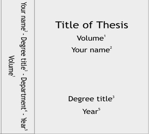 thesis editing rates